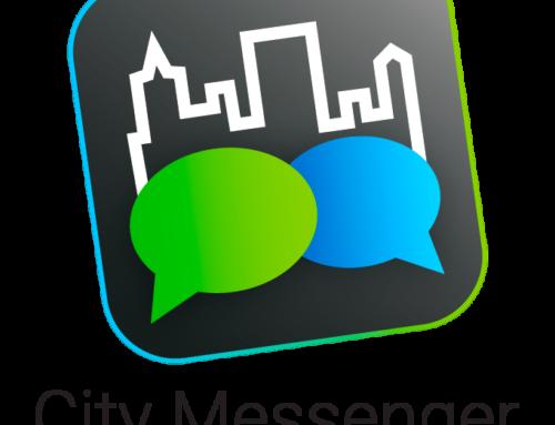 City Messenger: Freunde einladen lohnt sich!