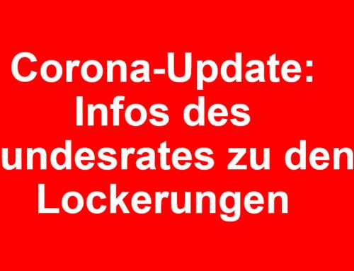 Corona-Update: Infos des Bundesrates vom 24.02.2021