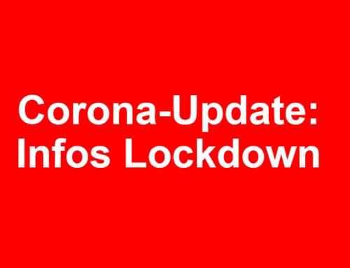 Corona-Update: Infos zum Lockdown und FAQ