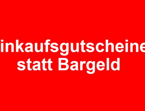 Pro Senectute Stadt St.Gallen überreicht Gutscheine