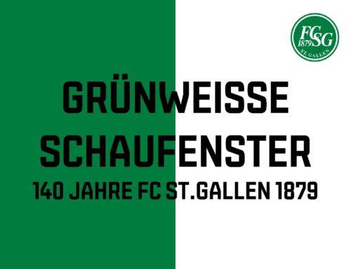 140 Jahre FC St.Gallen 1879