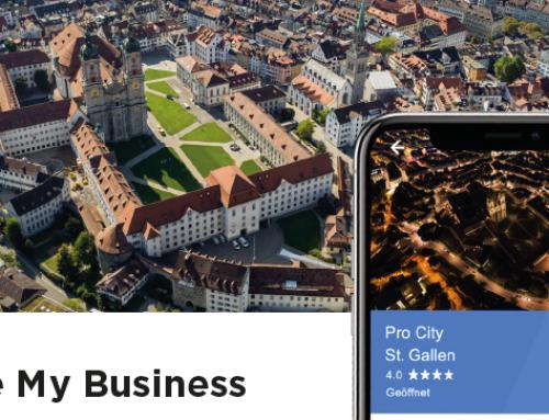 Mitgliederporträt mit Google My Business
